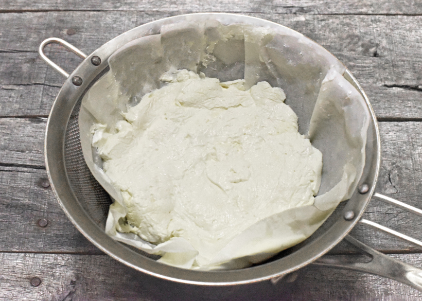 Tvorog, Russian Fromage Blanc