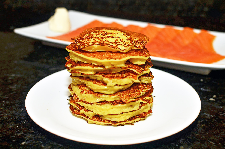 Deruny, Ukrainian Potato Pancakes