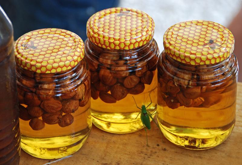 Road to Lake Ritsa - Honey