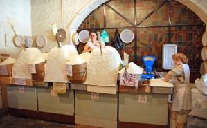 Tbilisi - Central Market - Flour
