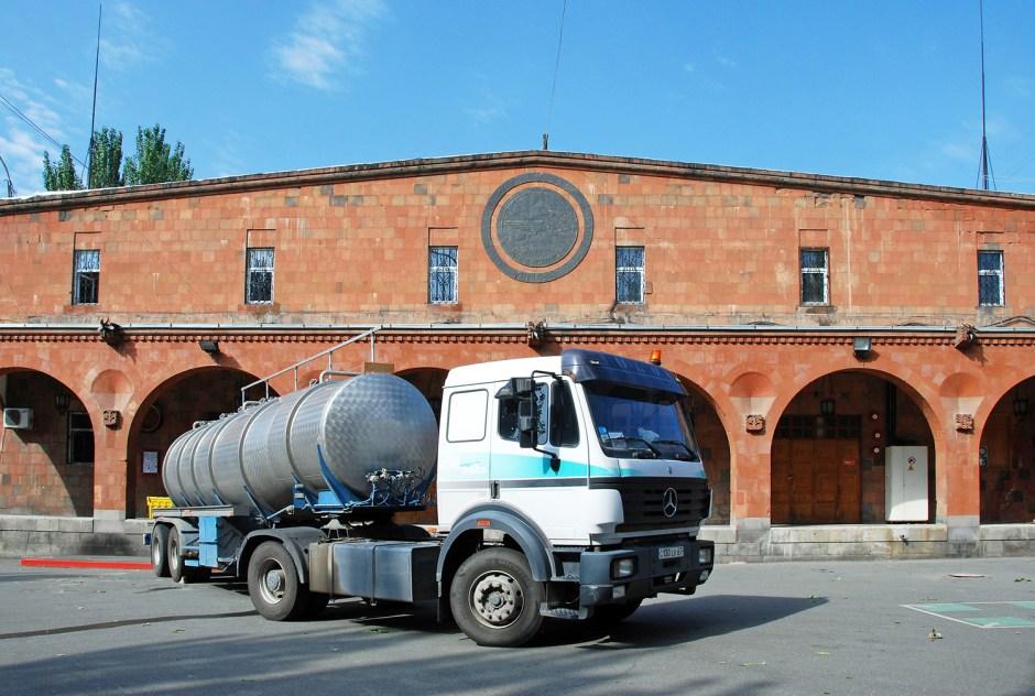 Yerevan - Ararat Factory