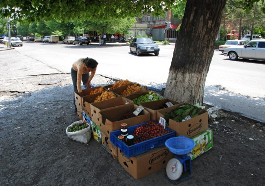 Sevan - Produce Stand