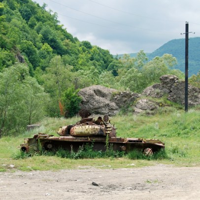 Road to Zod Pass - Tank