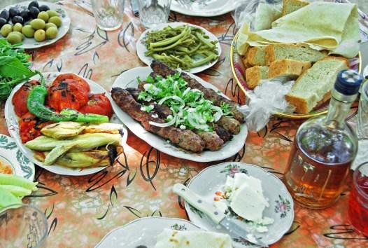 Ordubad - Shora Cheshme Restaurant