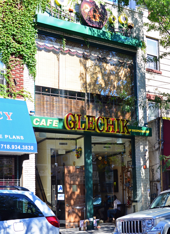 Sheepshead Bay - Café Glechik
