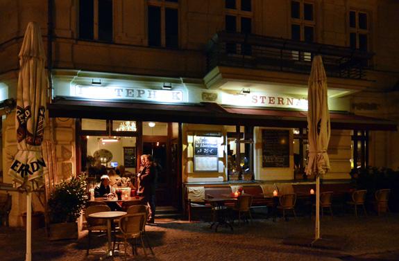 Berlin - Restaurant Pasternak