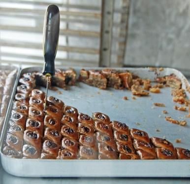 Azerbaijan - Quba - Pastry Shop