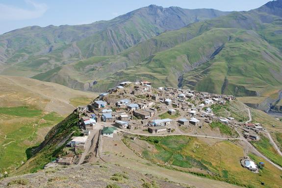 Azerbaijan Travel - Xinaliq