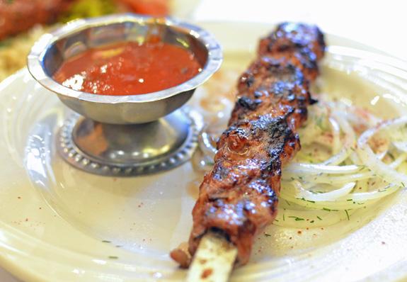 #1 Uzbek Palace - Lyulya-Kebab