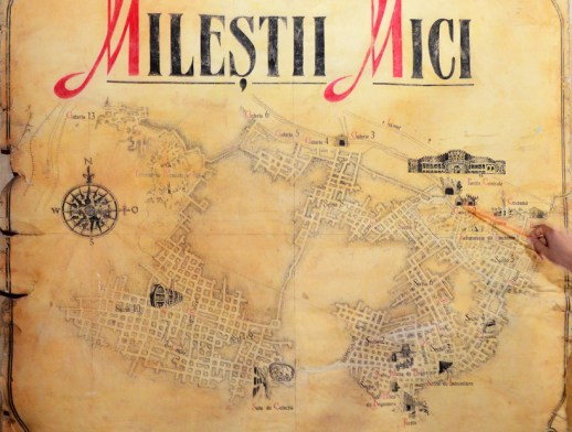Milestii Mici Winery - Map