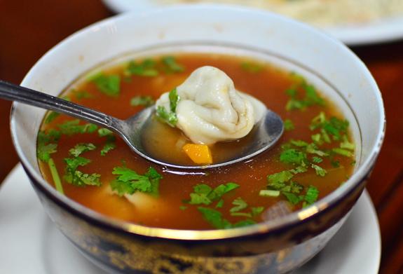 Uzbek Restaurant - Taam Tov - Pelmeni