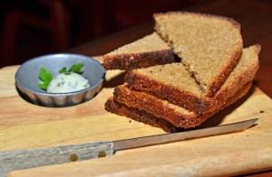 Russian Food - Nasha Rasha - Bread