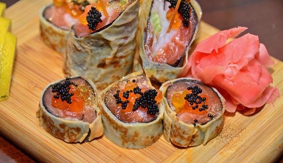 Russian Food - Nasha Rasha - Sushi
