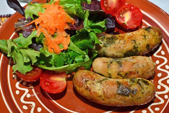 Taras Bulba - Chicken Sausages