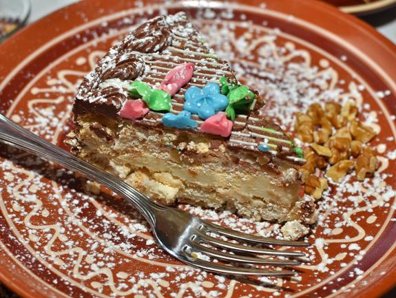 Taras Bulba - Kiev Cake
