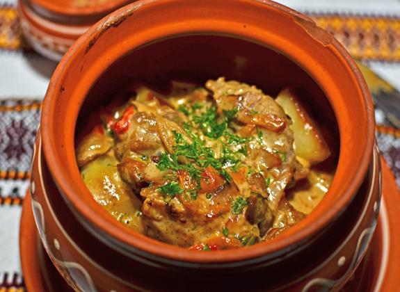 Taras Bulba - Veal in a Pot