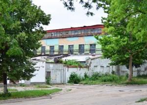 Transnistria - Tiraspol - Factory