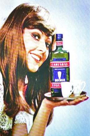 Becherovka Ad