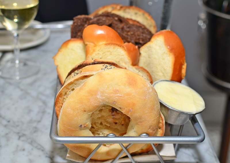 Russ & Daughters Café - Bread