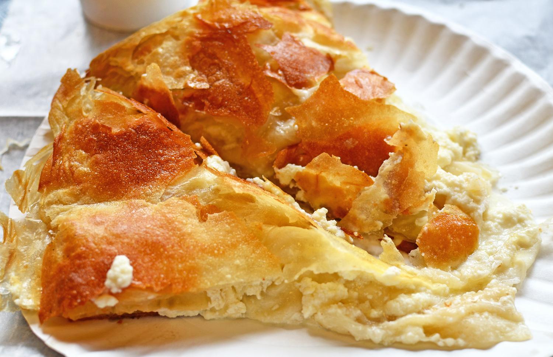 Dukagjini Burek - Cheese Burek