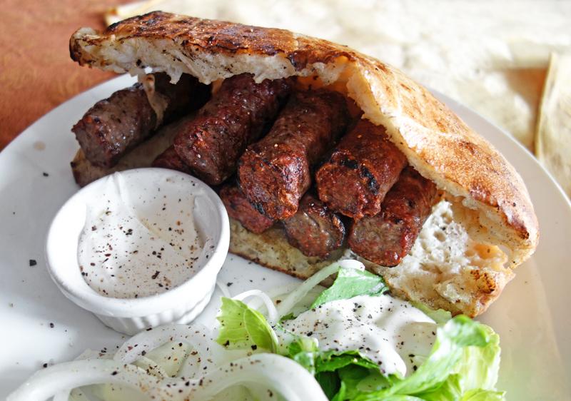 Buffalo - Bosnian Cuisine - Balkan Dining - Cevapi