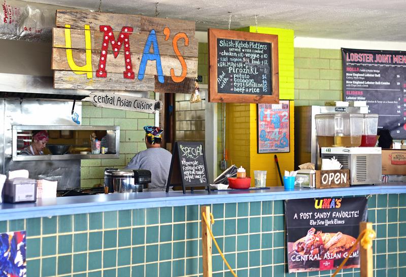 Uzbek Cuisine - Uma's