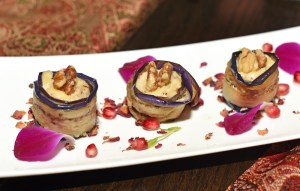 Russian Cuisine - Kapowski's - Tbilisi Rolls