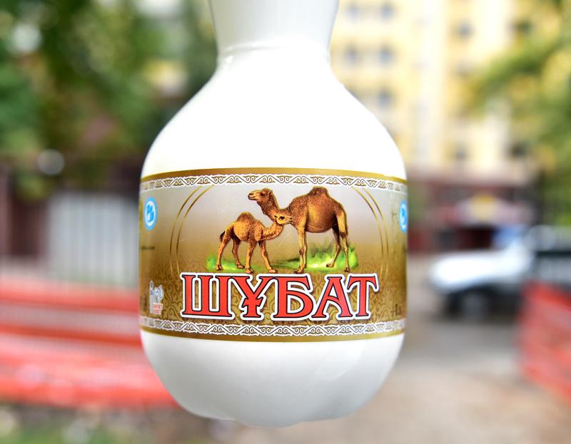 Shubat Central Asian Fermented Camel S Milk Food