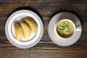 Latvian Cuisine - Pirags