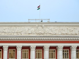 Dushanbe - Tajik Parliament