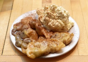 Slovak Food - Baba's Pierogies - Blueberry Pierogies