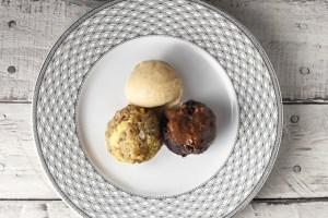 Hungarian Food - Somlói Galuska
