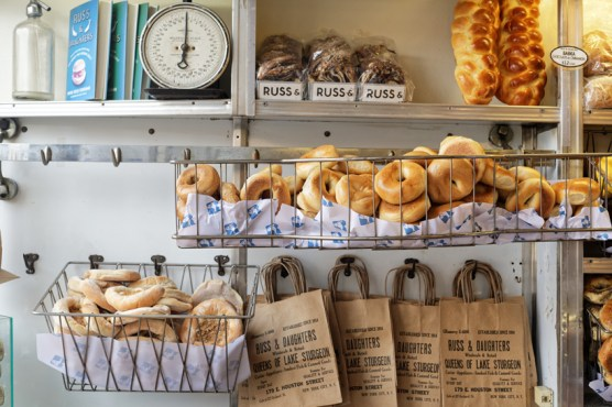 New York - Russ and Daughters