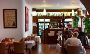 Czech Republic - Mikulov - Templ Restaurant