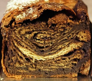 Jewish Food - Chocolate Babka