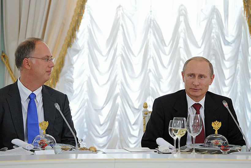 What does Vladimir Putin Eat?