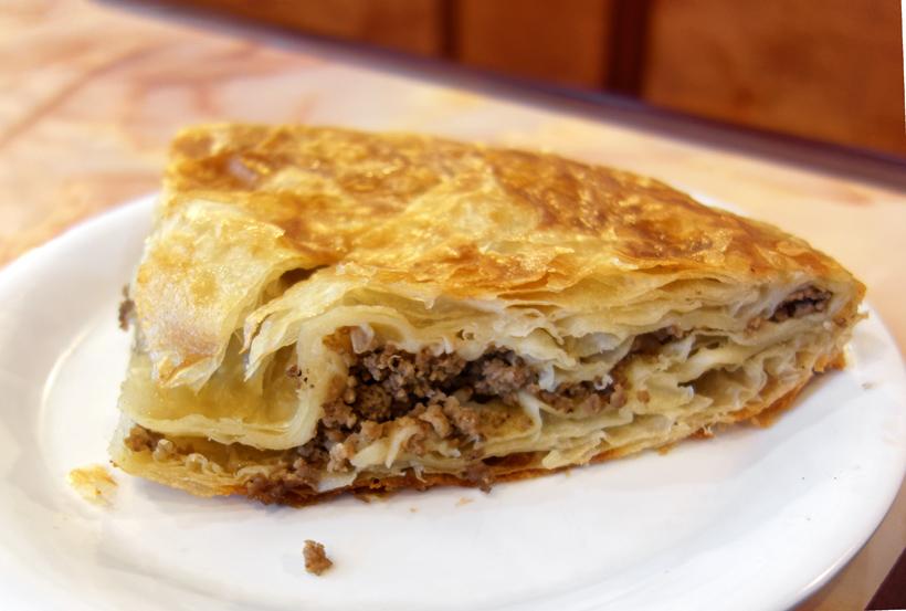 Cevabdzinica Sarajevo - Meat Burek