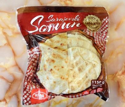 Cevabdzinica Sarajevo - Somun