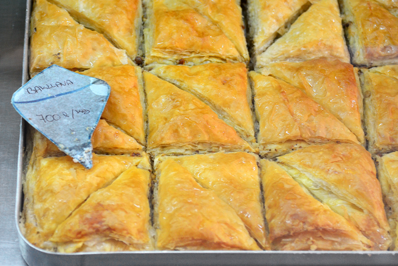 Summer Recipes, 2017 Edition - Baklava