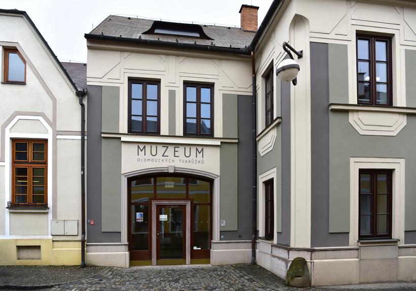 Loštice - Olomouc Cheese Museum
