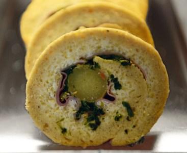 Loštice - Tvarůžky Pastry Shop - Cheese Roulade