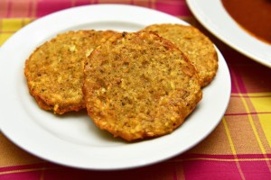 Czech Republic - Moritz Restaurant - Potato Pancakes