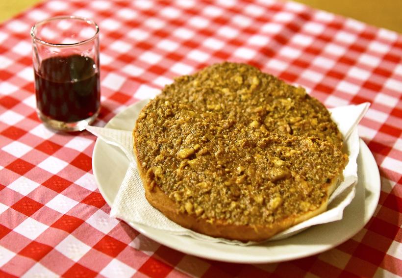 Sopron - Gyógygödör Wine Cellar - Brain Toast