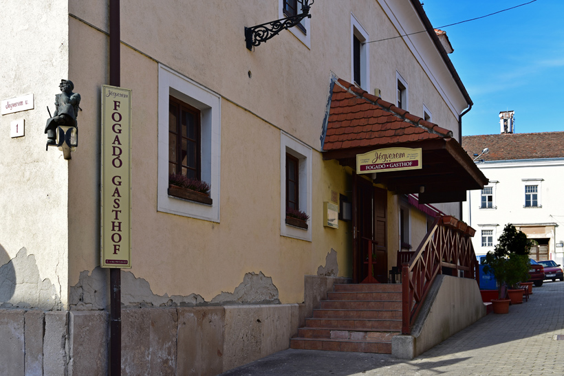 Sopron - Jégverem Inn