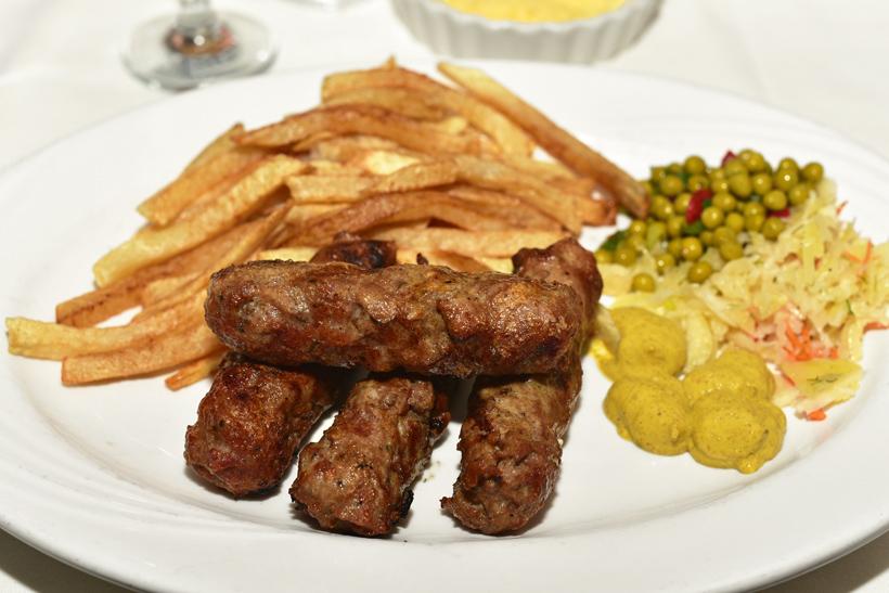 Moldovan Food - Boon By Moldova - Mititei