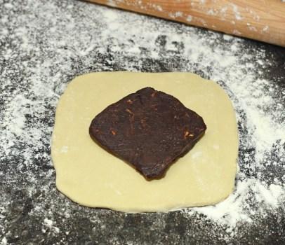 Croatian Cuisine - Carob Puff Pastry