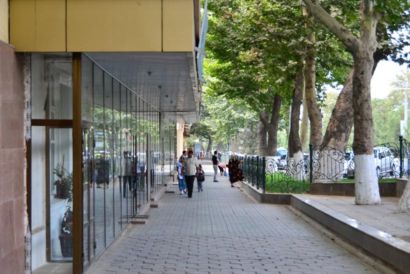 Samarkand - Restaurant Registan