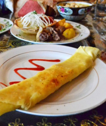Samarkand - Restaurant Registan - Lavash