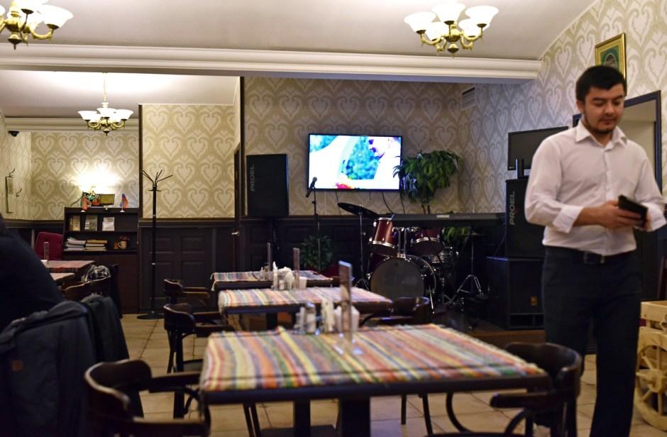 Tatar Cuisine - Kazan Chay Bar