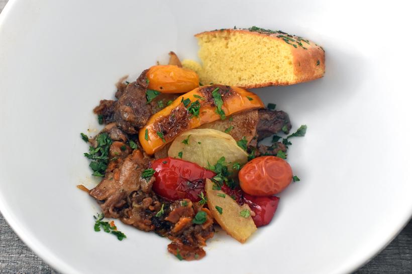 Tatar Cuisine - Kazan-Kyzgan